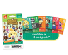 Amiibo Cards Animal Crossing - Series 1 - PACK de 6 Unidades