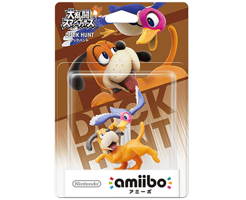 Amiibo Super Smash Bros. - Duck Hunt