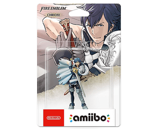 Amiibo Fire Emblem Series - Chrom