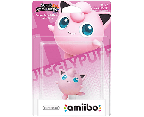 Amiibo Super Smash Bros. - Jigglypuff