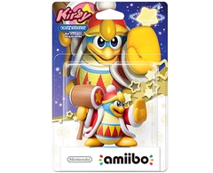 Amiibo Kirby Planet Robobot - King Dedede