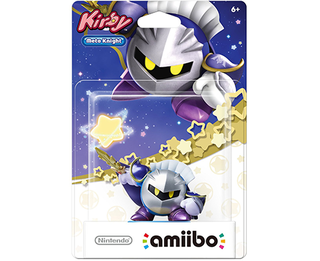 Amiibo Kirby Planet Robobot - Meta Knight