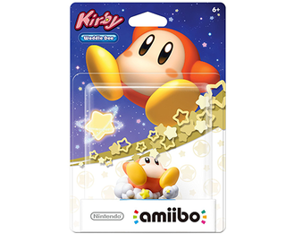 Amiibo Kirby Planet Robobot - Waddle Dee
