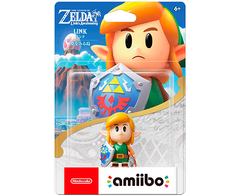 Amiibo The Legend of Zelda Link´s Awakening - Link