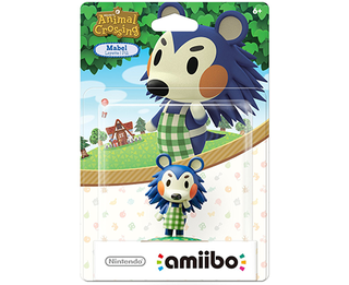 Amiibo Animal Crossing Series - Mabel