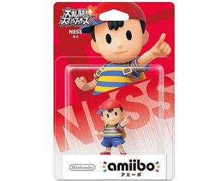 Amiibo Super Smash Bros. - Ness
