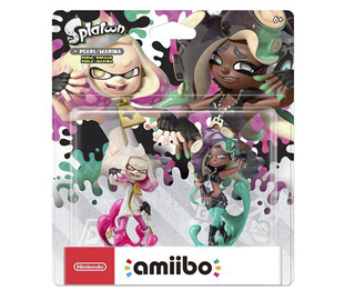 Amiibo Splatoon - Pack Pearl & Marina 2-Pack Splatoon 2