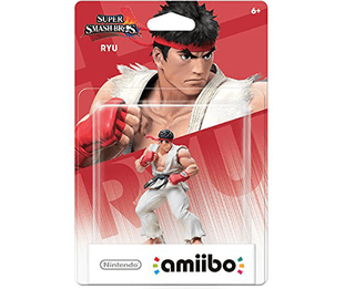 Amiibo Super Smash Bros. - Ryu
