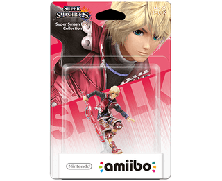 Amiibo Super Smash Bros. - Shulk