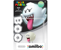 Amiibo Super Mario Bros. - Boo (Glow in the Dark!)
