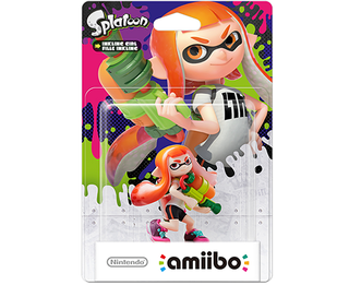 Amiibo Splatoon - Girl