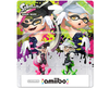 Amiibo Splatoon - Pack Callie & Marie 2-Pack Squid Sisters