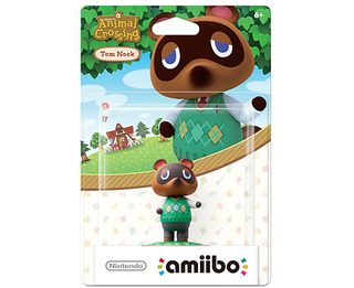 Amiibo Animal Crossing Series - Tom Nook