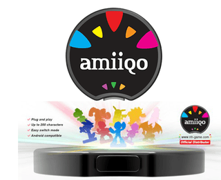 Amiiqo (Dongle para Carga y Backup de Amiibos)