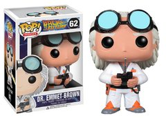 Funko Pop! Back to the Future - Dr. Emmet Brown