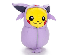 BANPRESTO Pokemon Plush Pikachu in Sleeping Bag 11inch - Espeon