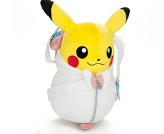 BANPRESTO Pokemon Plush Pikachu in Sleeping Bag 11inch - Sylveon