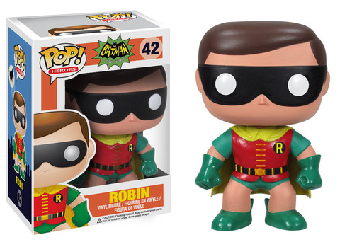 Funko Pop! Batman 1966 - Robin