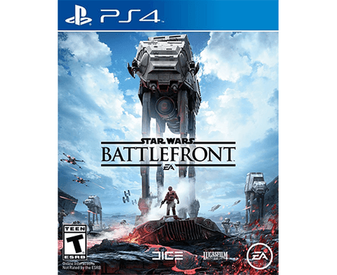 Star Wars - Battlefront PS4