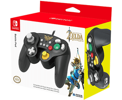 HORI Nintendo Switch Battle Pad (LINK) GameCube Style Controller - Nintendo Switch