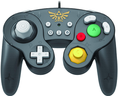 HORI Nintendo Switch Battle Pad (LINK) GameCube Style Controller - Nintendo Switch - comprar online