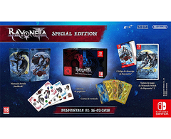 Bayonetta 2 Special Edition (Nintendo Switch)