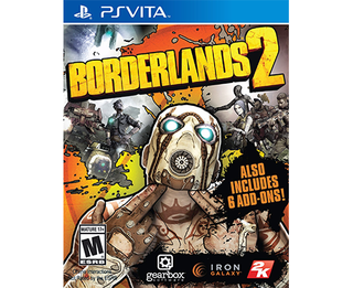 Borderlands 2 - PlayStation Vita