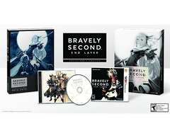 Bravely Second: End Layer - COLLECTOR EDITION -  Nintendo 3DS