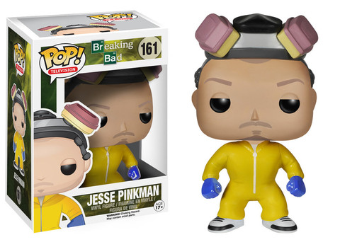 Funko Pop! Breaking Bad - Jesse Pinkman (Cook)