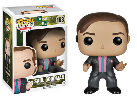 Funko Pop! Breaking Bad - Saul Goodman