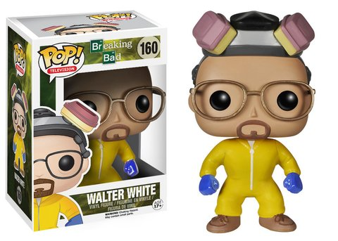 Funko Pop! Breaking Bad - Walter White Cook