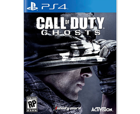 Call of Duty - Ghosts PS4