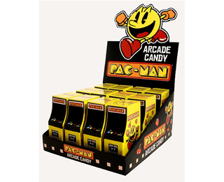 Arcade Candy Pac-Man en internet