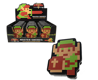 Candy Link Master Swords 8 Bit - The Legend of Zelda en internet