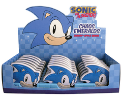 Candy Sonic The Hedgehog Chaos Emeralds (Cherry-Apple Sours)