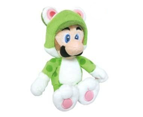 Plush Cat Luigi 23cm