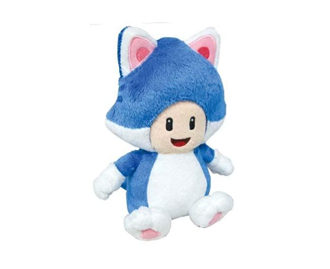 Plush Cat Toad 23cm