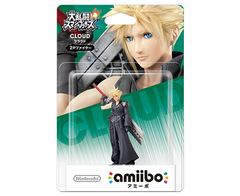 Amiibo Super Smash Bros. - Cloud Player 2
