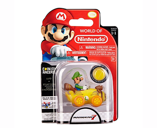 World of Nintendo Coin Racers - Luigi