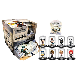 Kingdom Hearts Collectible Mini Figurine