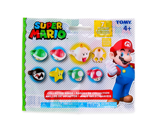 Collector Rings Super Mario