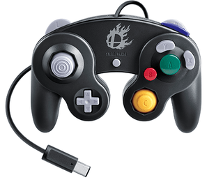Control GameCube Smash Bros