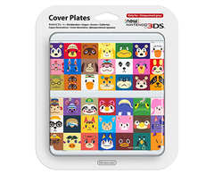 Cover Plate New 3DS - Varios Modelos - hadriatica
