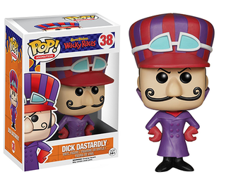 Funko Pop - Wacky Races