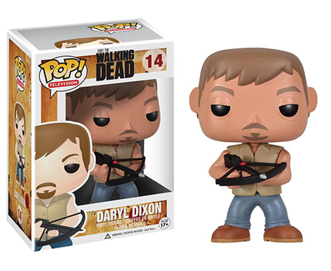 Funko POP : Walking Dead - Daryl Dixon