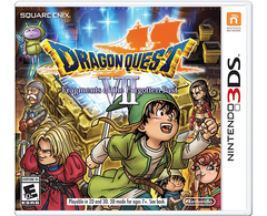 Dragon Quest VII: Fragments of the Forgotten Past - Nintendo 3DS Dragon Quest 7