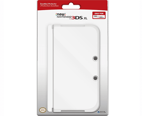 Case Duraflexi Clear NEW 3DS XL