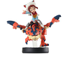 Amiibo Monster Hunter Stories - One-Eyed Rathalos and Rider (Female)