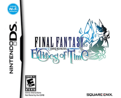 Final Fantasy Crystal Chronicles: Echoes of Time - Nintendo DS