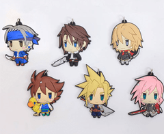 Final Fantasy Trading Rubber Strap Vol 1 (Random)